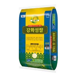 *19년산 햅쌀 강화삼광쌀(무농약) 10kg