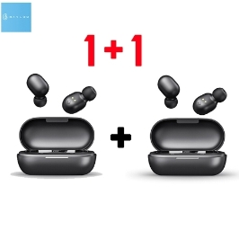[1+1 특가상품!] Haylou GT1 블루투스 무선 이어폰/블루투스5.0/무료 배송