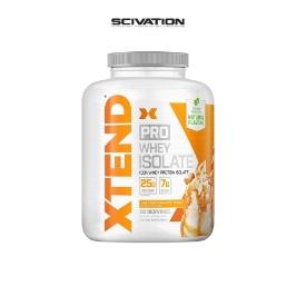 [해외배송] Scivation 엑스텐드 프로틴 BCAA 솔티카라멜맛 2.27kg