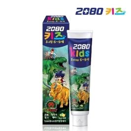 2080 키즈알파 소다버블 공룡메카드 75g 1개