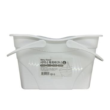[싸고빠르다] 브니엘 샤이니 목욕바구니 (중) (28.5*21*16cm)