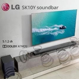 LG전자 사운드바 SK10Y+서브우퍼