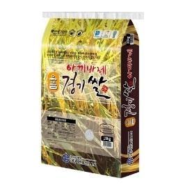 [으뜸쌀] 으뜸쌀 경기 아끼바레 쌀 10kg 추청미 햅쌀 최근도정 박스포장