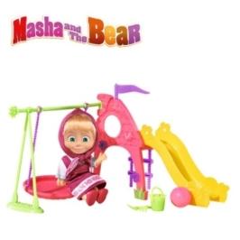 [1300K] [가이아 완구] 마샤와 곰 마샤 놀이터놀이 / SIMBA-918163