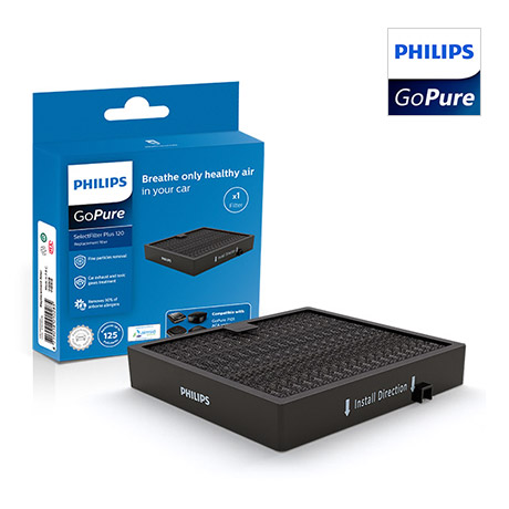 [필립스] 필립스 공식 판매점 고퓨어 전용 셀렉트 필터 플러스 SFP120