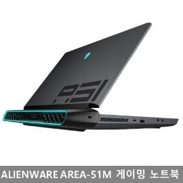 AREA 51M N300S170309KR(i9-9900K/Z390/32GB/RTX2080/M.2 SSD 512GB)