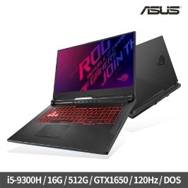 (아카데미)(예약판매) ASUS ROG 스트릭스 G G731GT i5 PLUS (4월 중순 발송예정)