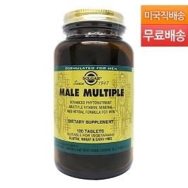 [해외배송]솔가 남성용 멀티 비타민 120정
