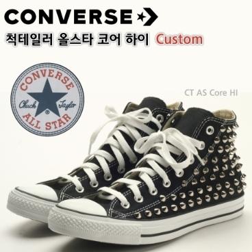 f380468f438 [Converse] 정품 컨버스 올스타 척테일러 하이탑 커스텀 스터드 찡 컴뱃 신발(B_S) 위메프 프라이스 119,000원 ...