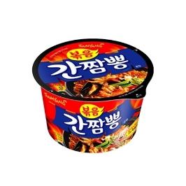 [싸고빠르다] 삼양 간짬뽕 큰컵 105g 1개(유통기한 20년 1월 7일)