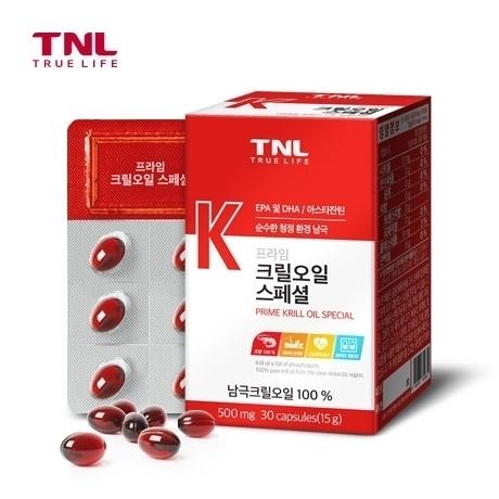 [티앤엘] TNL 크릴오일 1개월분 30캡슐