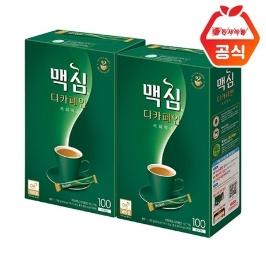 [하프클럽]맥심  디카페인 커피믹스 200T