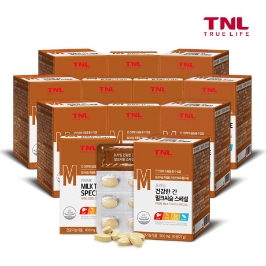 TNL 건강한 간 밀크씨슬(PTP) 1개월분 x 12개