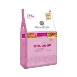 [원더배송] 네츄럴코어 애견사료 에코6 연어 센스티브솔루션5.2kg(작은입자)