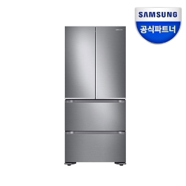 [삼성전자] 공식인증점 삼성 김치냉장고 김치플러스 RQ48N91Z3S8 486L