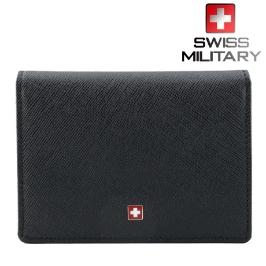 [스위스밀리터리] 스위스밀리터리 명함지갑 WA0530BKP 무료 선물포장