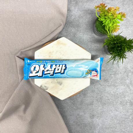 [롯데푸드] 와삭바소다향 3개