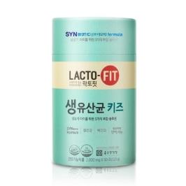 [원더배송] 종근당건강 락토핏 생유산균 키즈  2000mg x 60포