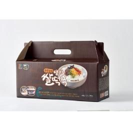 [대구백화점]안동참마쌀떡국 4개입