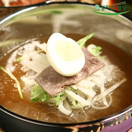 정직한밥상 평양물냉면10세트+칼국수7인세트 (총17인분)