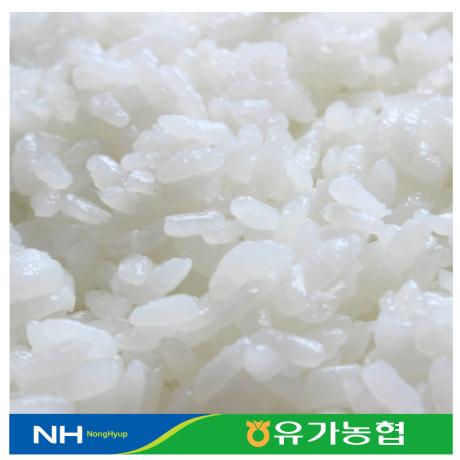 친환경 유기농쌀10kg  /단일품종 삼광 / 농협쌀 /2020년산/ 맛있는 쌀