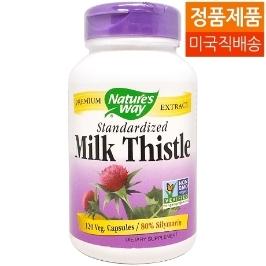 [네이쳐스웨이] [해외배송] 네이쳐스웨이 밀크씨슬 120야채캡슐