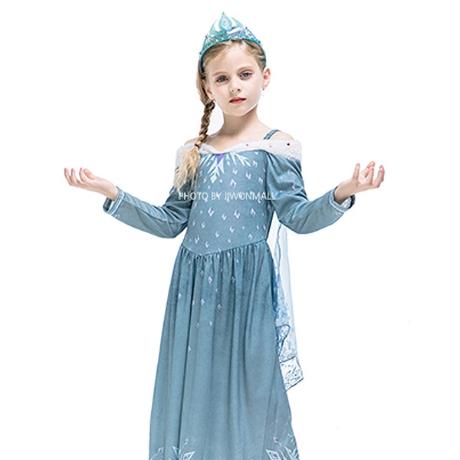 (무료) 겨울왕국 엘사 코코 드레스