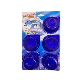 [싸고빠르다] 청그린스타(변기살균 세정제) 40g*5개입