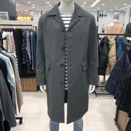 [모다아울렛](닉스)남성 세미오버핏 싱글 맥코트 NNS CCV101 - C