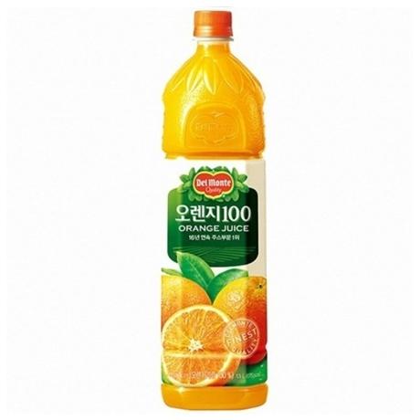 델몬트 오리지널 오렌지 1.5Lx12펫