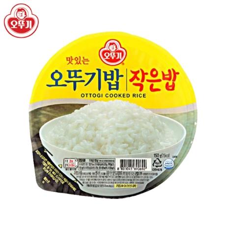 [오뚜기] 맛있는 오뚜기 작은밥 150Gx30