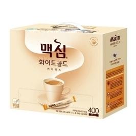 [원더배송] 동서 맥심 화이트골드 400T