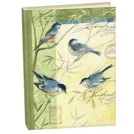 [1300K] [마키] 저널-Bird In Watercolour