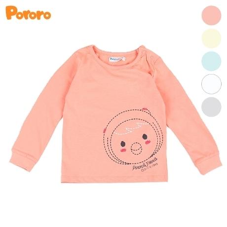 [뽀로로] 오가닉 베리 베이직 티셔츠 PA09ART068