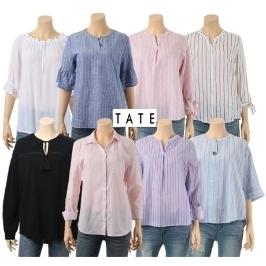 [테이트] [TATE] 특가 여성 여름 블라우스/셔츠 8종 세일!