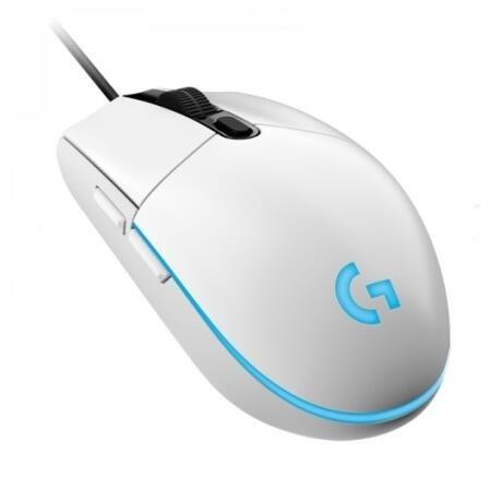 로지텍G G102 Prodigy 화이트벌크 게이밍마우스