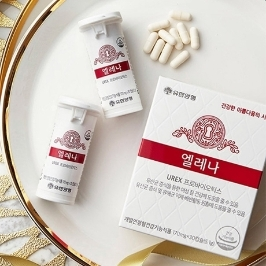 유한양행 엘레나 유산균 30캡슐