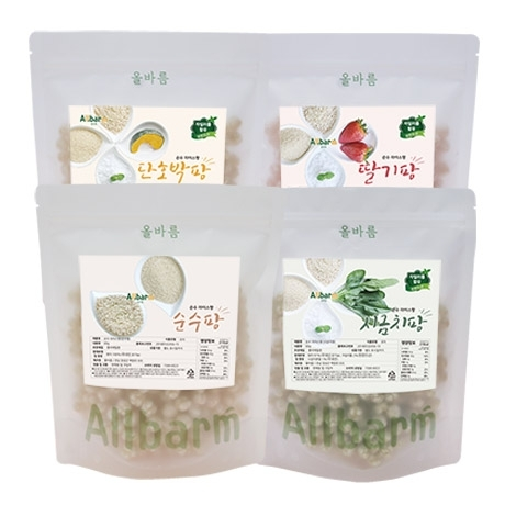 [올바름] 맛있는 쌀과자 라이스팡 10+2