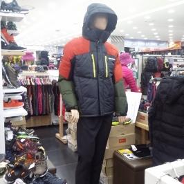 [모다아울렛] 레드페이스 콘트라알파인다운재킷