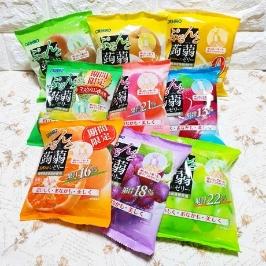 오리히로 일본 저칼로리 곤약젤리 6개입