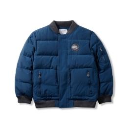 [모다아울렛] 레노마키즈 남아남아 블루 숏다운 점퍼 R1841J003_13