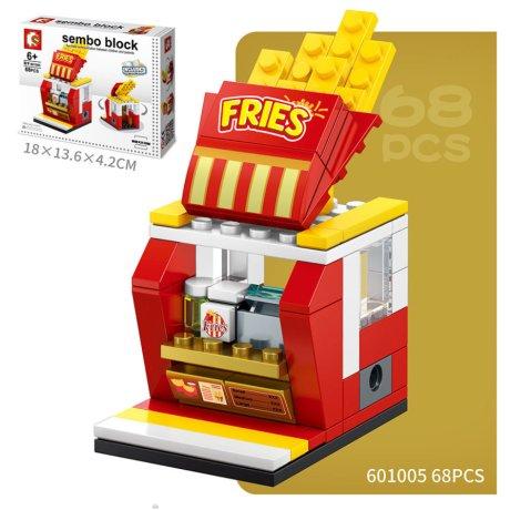 LEGO 거리체험 레고블럭 B5_감자칩