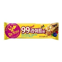 [원더배송] 닥터유 99라이트바 26g 30개