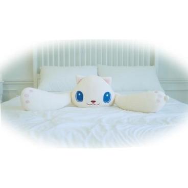 [수요잡화상점] 고양이 인형 쿠션(뉴뉴 쿠션)