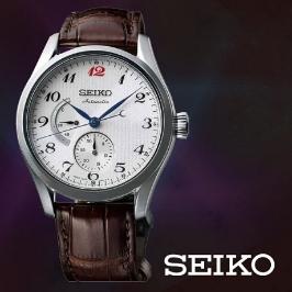 세이코 (SEIKO) 세이코 SPB041J1 남성가죽시계 (18405881227)