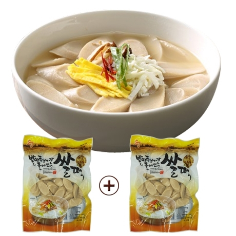 국산쌀 발아현미 떡국떡 1.2kg