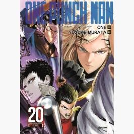 [5%적립] 원펀맨 One Punch Man 20 - ONE (글) / 무라타 유스케