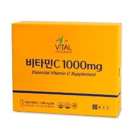 종근당 비타민C 1000mg 600정