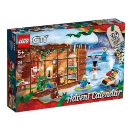 [해외배송] [레고] LEGO CITY 어드벤처 크리스마스 캘린더