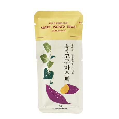 [킴스클럽] 촉촉고구마스틱 20입봉 (신규 포장지 새상품)